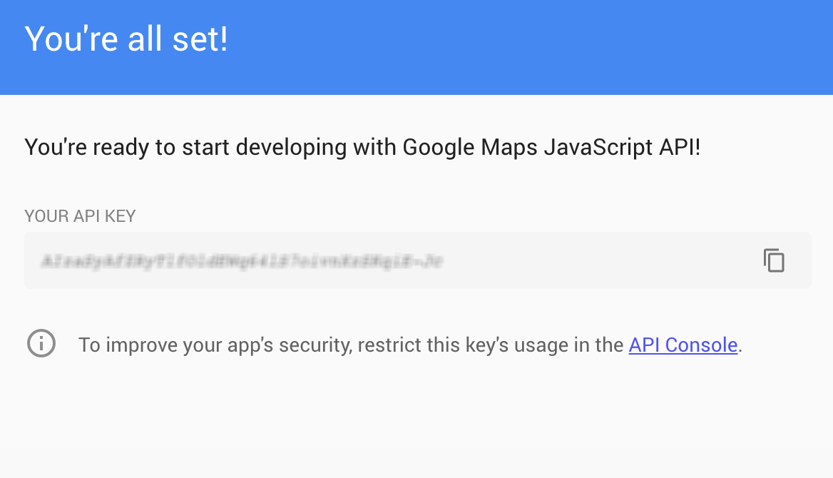 Abcapp Support And Manual Create A Google Maps Javascript Api Key